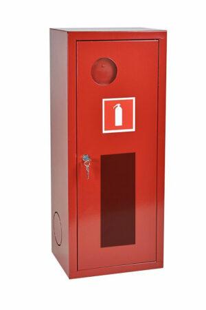 Шкаф для огнетушителя ШПО-103 НОК красный