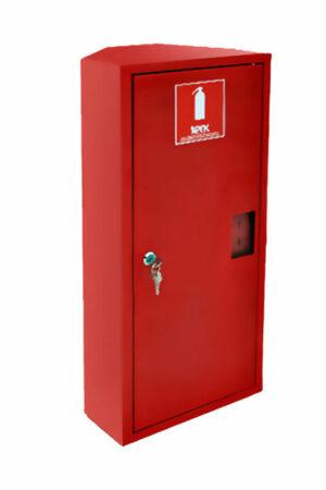 Шкаф для огнетушителя ШПО-106 НЗК красный
