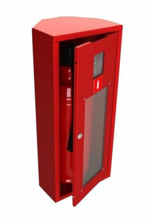 Шкаф для огнетушителя ШПО-107 НОК красный