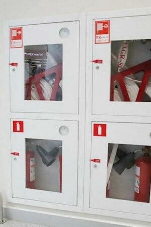 Разновидности пожарных шкафов